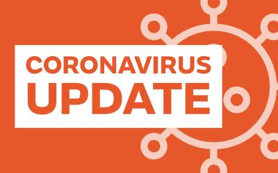 Important Coronavirus (COVID-19) Update